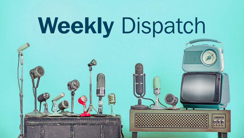 Weekly Dispatch: Oct. 14, 2021