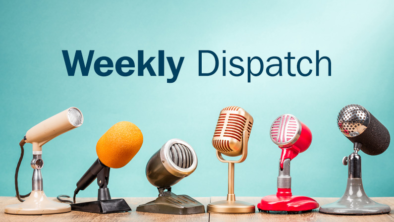 Weekly Dispatch: Oct. 7, 2021